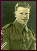 Cpl (later Sgt) WilliamWalker